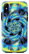 Metatron Swirl IPhone X Tough Case