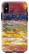 Miami Sunset IPhone X Tough Case