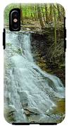 Middle Branch Falls Upper Tier #1 IPhone X Tough Case