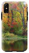 Misty Fall IPhone X Tough Case
