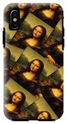 Mona Lisa IPhone X Tough Case