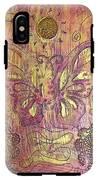 Monarch Butterfly By Alfredo Garcia IPhone X Tough Case