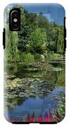 Monet's Lily Pond At Giverny IPhone X Tough Case