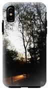 Morning Walk IPhone X Tough Case