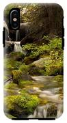 Mossy Falls 1 IPhone X Tough Case