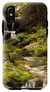 Mossy Falls 1 IPhone X Tough Case