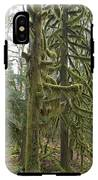 Mossy Trees IPhone X Tough Case