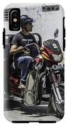 Motorbike Marocco IPhone X Tough Case