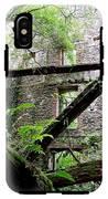 Moulin Aux Orties IPhone X Tough Case
