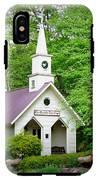 Mountain Chapel IPhone X Tough Case