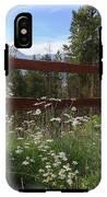 Mountainside Lawn IPhone X Tough Case
