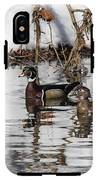 Mr. And Mrs. Wood Duck IPhone X Tough Case