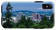 Mt Hood Portland Oregon Usa IPhone X Tough Case