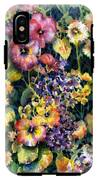 My Garden IPhone X Tough Case