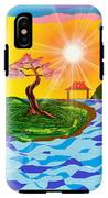 Mystical Island IPhone X Tough Case