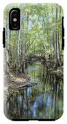 Natural Bridge Springs IPhone X Tough Case