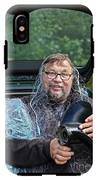 Neptun . Doctor Andrzej Goszcz .   IPhone X Tough Case