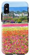 New Carlsbad Flower Fields IPhone X Tough Case