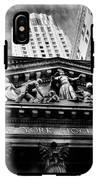 New York Stock Exchange IPhone X Tough Case