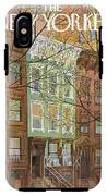 New Yorker April 12th, 1969 IPhone X Tough Case