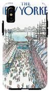 New Yorker April 30th, 1984 IPhone X Tough Case