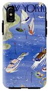 New Yorker August 3 1940 IPhone X Tough Case