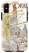 New Yorker August 31st, 1981 IPhone X Tough Case