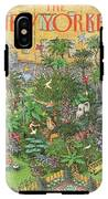New Yorker August 5th, 1991 IPhone X Tough Case