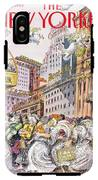 New Yorker December 13th, 1993 IPhone X Tough Case