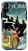 New Yorker December 15, 2008 IPhone X Tough Case