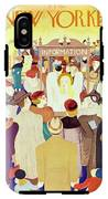 New Yorker December 2 1939 IPhone X Tough Case