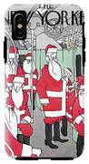 New Yorker December 25th, 1965 IPhone X Tough Case