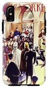 New Yorker December 4 1937 IPhone X Tough Case