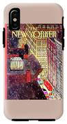 New Yorker December 7th, 1992 IPhone X Tough Case