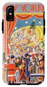 New Yorker December 9th, 1933 IPhone X Tough Case