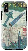 New Yorker December 9th, 1961 IPhone X Tough Case
