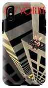 New Yorker February 15th, 1999 IPhone X Tough Case