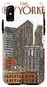 New Yorker February 1st, 1982 IPhone X Tough Case