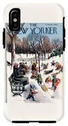 New Yorker February 26th, 1955 IPhone X Tough Case
