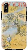 New Yorker January 12th, 1957 IPhone X Tough Case