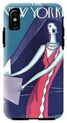 New Yorker January 16th, 1926 IPhone X Tough Case