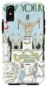 New Yorker January 17th, 1959 IPhone X Tough Case