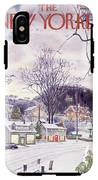 New Yorker January 9th, 1965 IPhone X Tough Case