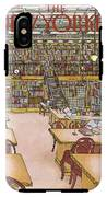 New Yorker January 9th, 1984 IPhone X Tough Case