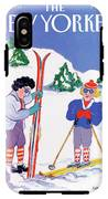 New Yorker January 9th, 1989 IPhone X Tough Case