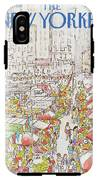 New Yorker July 27th, 1981 IPhone X Tough Case