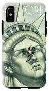 Heres Looking At You IPhone X Tough Case