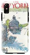 New Yorker July 4th, 1983 IPhone X Tough Case