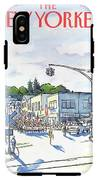 New Yorker July 6th, 1981 IPhone X Tough Case