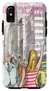 New Yorker July 8th, 1972 IPhone X Tough Case